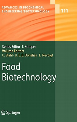 Food Biotechnology By Stahl, Ulf (EDT)/ Donalies, Ute E. B. (EDT)/ Nevoigt, Elke (EDT)